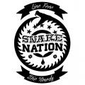 Snake Nation's Logo