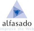 Alfasado, Inc.'s Logo