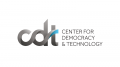 Center for Democracy and Technology's Logo